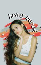 heavy bones [jason grace] by madeline-eve