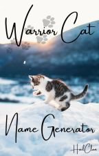 Warrior Cats Name Generator by HailClan