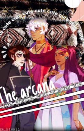 The arcana preferences & scenarios  by honestlymc