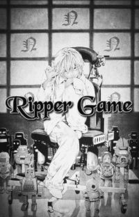 Ripper Game - NearXReader (Death Note Fanfic) cover