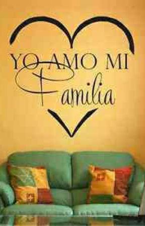 Mi extraña familia :v by Scadaa