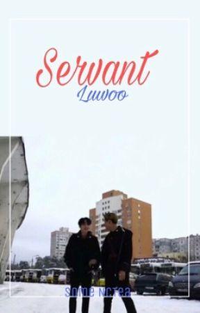 sєrvαnt •luwσσ• by SomeNCTea
