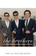 The Brothers (reader x Tom Holland) by tom_is_feeling_great