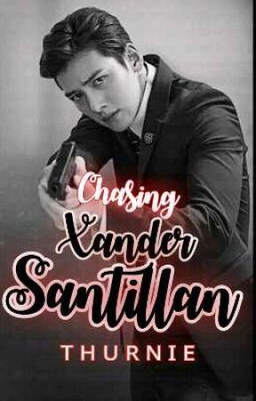 CHASING XANDER SANTILLAN  by THURNIE