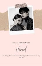 HIRE × TaeNnie | Completed by jandeuuukie