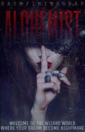 ALCHEMIST BTS : Wizarding World 15+ by daimjiminsodap