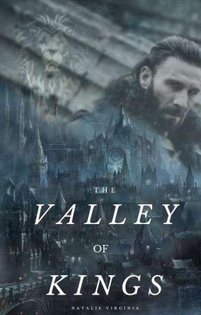 The Valley of Kings by MissFantasyy