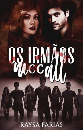 Os irmãos McCall- Teen wolf by Raysafariass