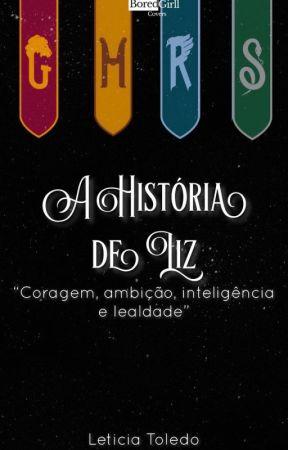 A História de Liz - Harry Potter by LeticiaToledo13