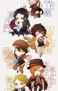 bungo stray dogs lemons cover