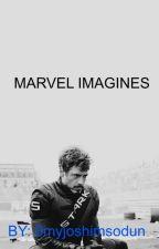 Marvel Imagines by 0myjoshimsodun