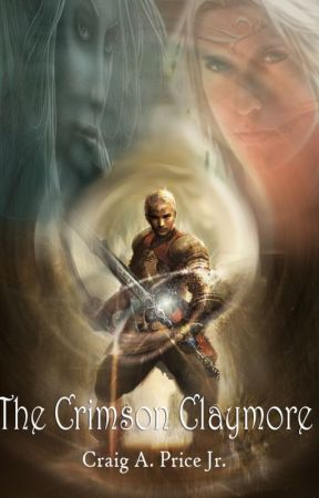 The Crimson Claymore by CraigAPrice