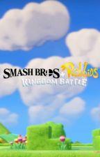 Smash Bros+Rabbids Kingdom Battle by InkyBlues