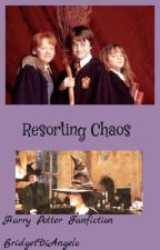 Re-Sorted Chaos by BridgetDiAngelo
