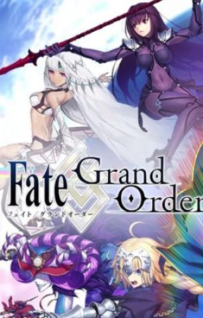 (In)correct Fate Situations (Fate/Grand Order) by PointTrueNorth