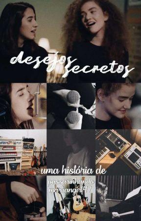 Desejos Secretos by martiangirl47