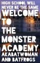 Welcome To The Monster Academy by Holy_Fishsticks_18