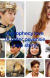 A prophecy love (a peter pevensie love story) cover