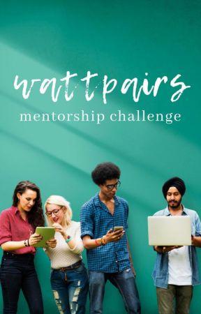 Wattpairs Mentorship Challenge [2019 - Closed] by WattPairsMentorship