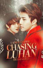 chasing luhan • hunhan by Deerbabolti