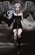 L'ange noir by CassandraMenin