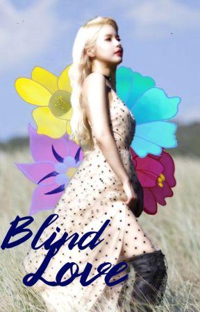 Blind Love    Kim Seokjin by mylonelycorner