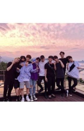 My Life with Stray Kids? by sunshinee_tae