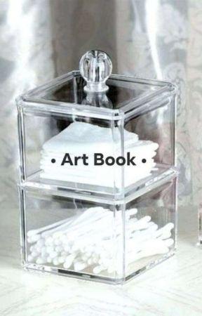 • art book • by AngelaNotKimberly