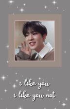 i like you, i like you not.   kwon soonyoung. by __lilmuffin