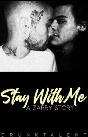 Stay With Me || Zarry by rainberryzain