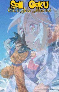 Son Goku Chi no maid Dragon ball super [Sayajins y Dragones] cover