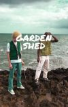 Garden Shed: Tyler, The Creator and Wyatt  cover