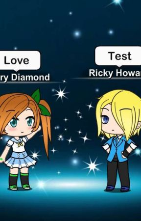 Devil Love Test,  BEGIN!! (By using Gachaverse)  by Minako_Sama96
