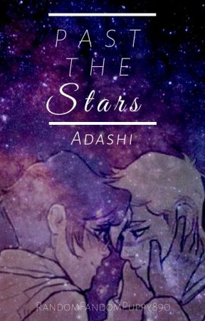 Past The Stars- Adashi by NewlineBlue