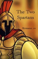 The Two Spartans (male Nikos reader) by greygravel_co