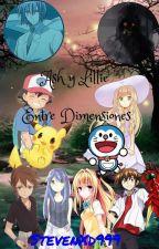 Ash y Lillie / Entre Dimensiones / Un Mundo Nuevo (PAUSADO) by StevenXd999