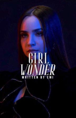 girl wonder | dick grayson ✓ by koryandrs