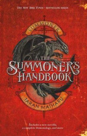 The Summoner's Handbook (SAMPLE) by TaranMatharu