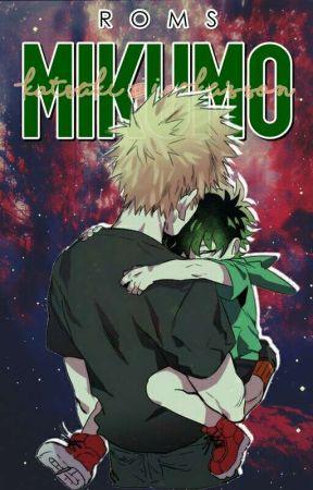 「Mikumo」➵KatsuDeku by 4revilo