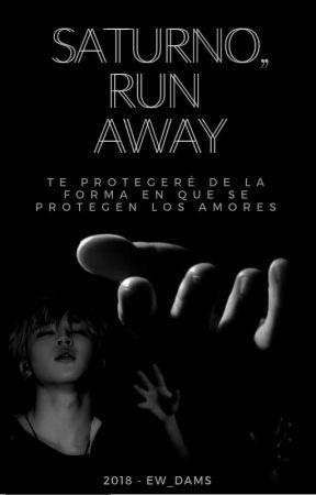 ❱ Saturno, run away ❰  ┃Park Ji Min┃ by ew_dams