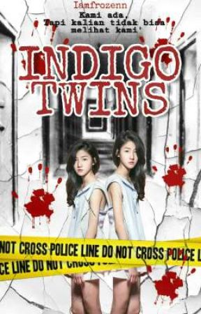Indigo Twins by Eruzaa_