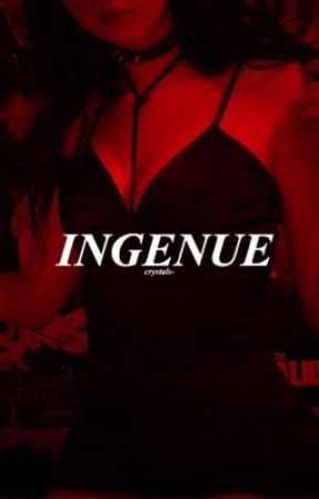 INGENUE ♛ MICHAEL LANGDON (COMING SOON) by crystals-
