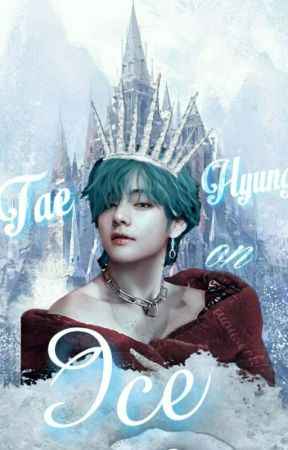 Taehyung on ice - Vkook by Ivouseek