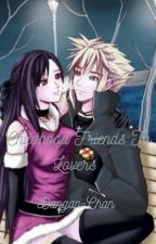 Childhood Friends to Lovers (Cloud X Tifa) FFVII by FelixChan_Stay