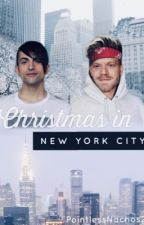 Christmas in New York City by AechFiffteen_