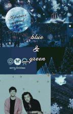 ✔Blue&Green {Larry Stylinson} ×Christmas Book× •Dutch•✔ door x_naomitje_x