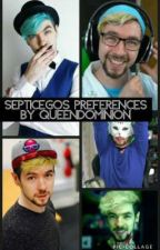 SepticEgos Preferences by QueenDominion