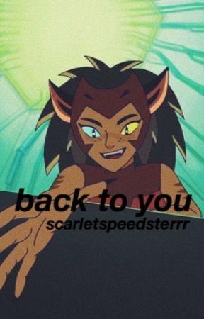back to you | fillie by scarletspeedsterrr