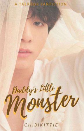 Daddy's Little Monster ⸢ taekook ⸥ by ChibiKittie