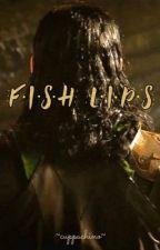 Fish Lips (LokixReader)(Soulmate Au~)  by Coffee_x_Break